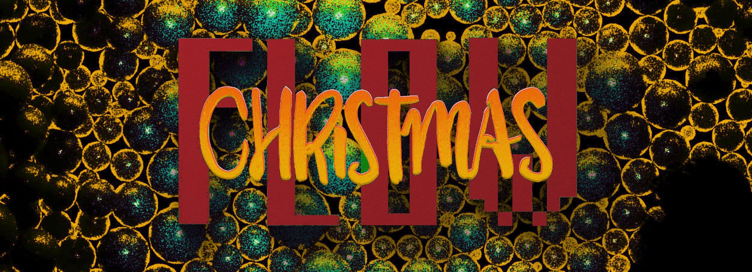 Weihnachts-Flow-Markt